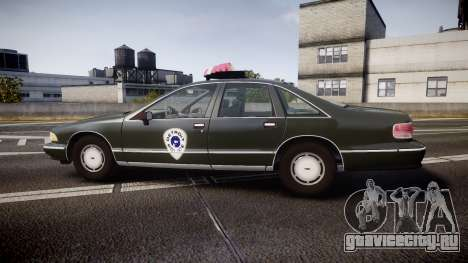Chevrolet Caprice 1993 Detroit Police для GTA 4