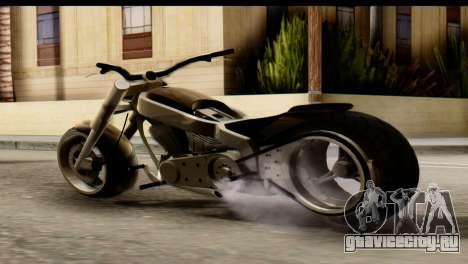 Innovation GTA 5 для GTA San Andreas вид слева