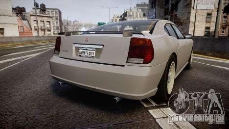 Bravado FBI Buffalo Restyling для GTA 4