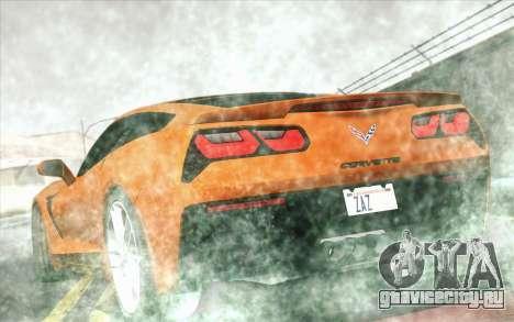 LoFPS ENB для GTA San Andreas четвёртый скриншот
