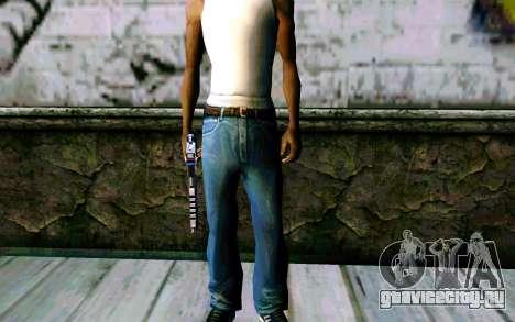 Blue Dragon Deagle для GTA San Andreas четвёртый скриншот