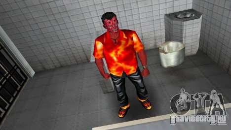 Devil Skin для GTA Vice City четвёртый скриншот