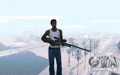 AWP L96 для GTA San Andreas второй скриншот