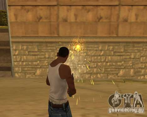 Ledios New Effects для GTA San Andreas второй скриншот