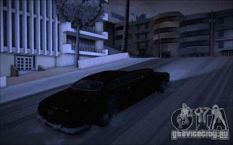 ENBSeries Wade Coronos для GTA San Andreas второй скриншот