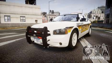 Dodge Charger 2006 Sheriff Liberty [ELS] для GTA 4