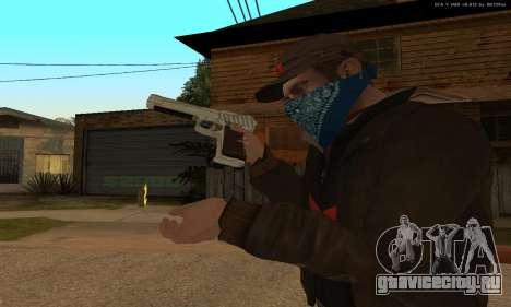 GTA 5 Desert Eagle для GTA San Andreas