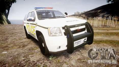 Chevrolet Tahoe 2010 Police Alderney [ELS] для GTA 4
