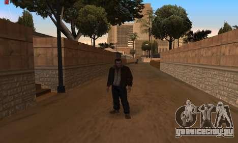 Анимации из GTA 4 для GTA San Andreas третий скриншот