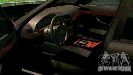 BMW 730i для GTA San Andreas вид сбоку