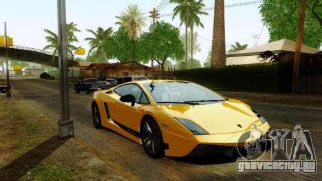 ENB Kenword Try для GTA San Andreas