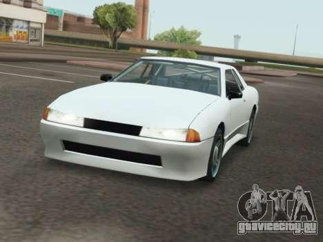 Elegy ODA для GTA San Andreas