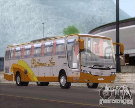 Busscar Vissta Buss LO Pullman Sur для GTA San Andreas
