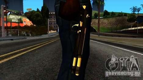 New Desert Eagle для GTA San Andreas третий скриншот