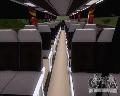 Nissan Diesel UD WEENA EXPRESS ERIC LXV для GTA San Andreas вид изнутри