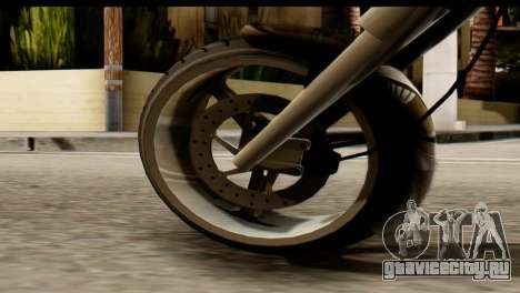 Innovation GTA 5 для GTA San Andreas вид справа