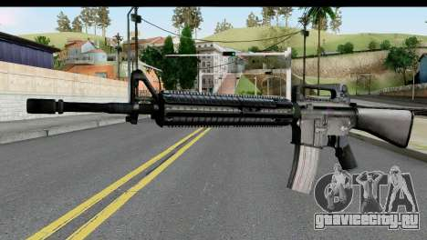M4A1 from State of Decay для GTA San Andreas