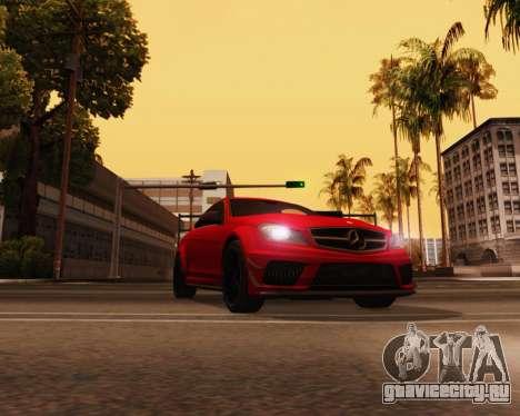 ENB by Robert v8.3 для GTA San Andreas шестой скриншот