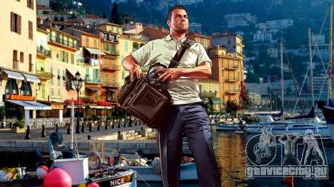 Загрузочные экраны Французская Ривьера для GTA 4 шестой скриншот