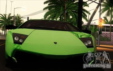 LoFPS ENB для GTA San Andreas седьмой скриншот
