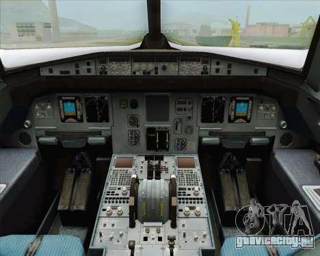 Airbus A320-200 LAN Argentina для GTA San Andreas вид справа