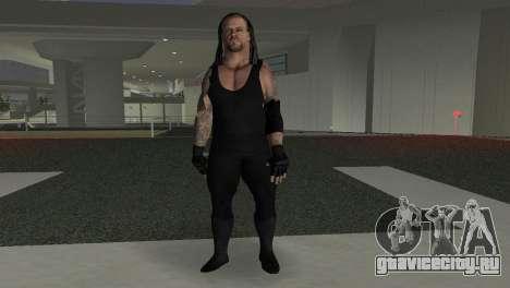 The Undertaker для GTA Vice City второй скриншот