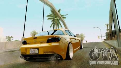 ENB Kenword Try для GTA San Andreas четвёртый скриншот