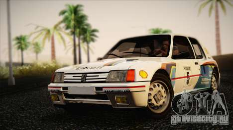 PhotoGraphic 1 для GTA San Andreas второй скриншот