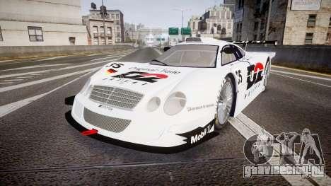 Mercedes-Benz CLK LM 1998 PJ35 для GTA 4