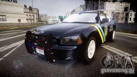 Dodge Charger 2006 Sheriff Bohan [ELS] для GTA 4