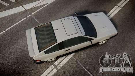 Dinka Blista Compact ST для GTA 4