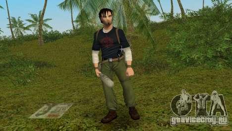 Kurtis Trent для GTA Vice City второй скриншот