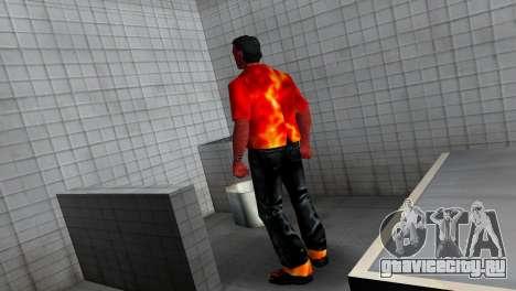 Devil Skin для GTA Vice City третий скриншот