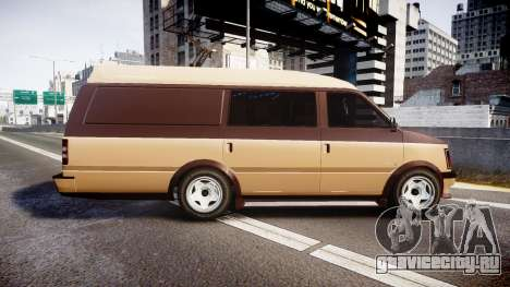 Declasse Moonbeam XL для GTA 4 вид слева