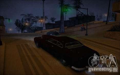 ENBSeries Wade Coronos для GTA San Andreas пятый скриншот