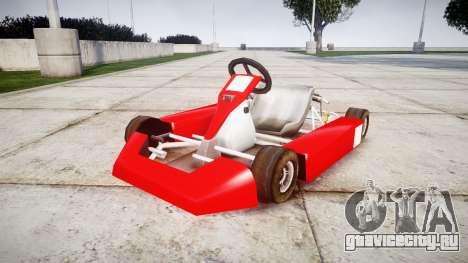 Go Kart для GTA 4