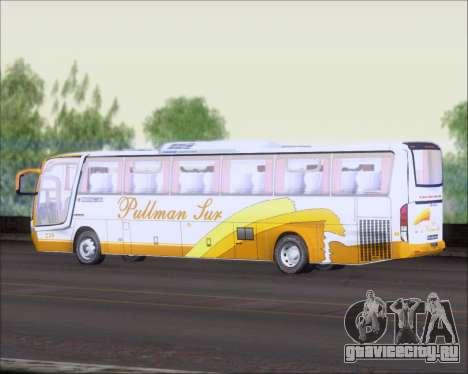 Busscar Vissta Buss LO Pullman Sur для GTA San Andreas вид сзади
