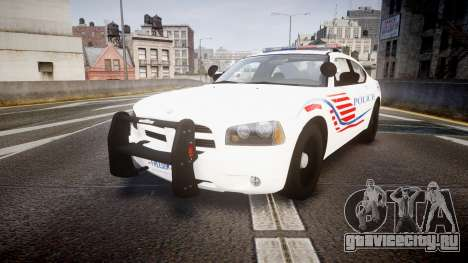 Dodge Charger Metropolitan Police [ELS] для GTA 4