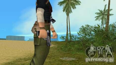 Пистолет Boran X для GTA Vice City третий скриншот