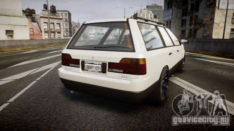 Vulcar Ingot Custom для GTA 4