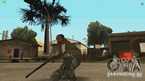 Винчестер из Killing Floor для GTA San Andreas третий скриншот