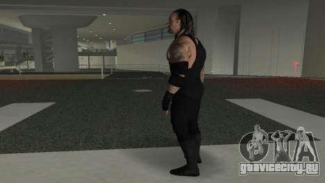 The Undertaker для GTA Vice City четвёртый скриншот