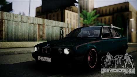 BMW 525 E34 для GTA San Andreas