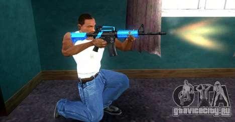 M4 RevoFX для GTA San Andreas второй скриншот