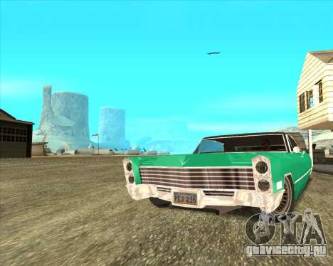 Cadillac DeVille Lowrider 1967 для GTA San Andreas