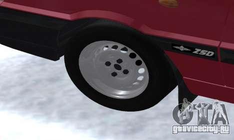 Daewoo FSO Polonez Truck Plus ST 1.9 D 2000 для GTA San Andreas