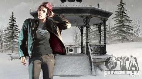 Зимние загрузочные экраны для GTA 4 девятый скриншот