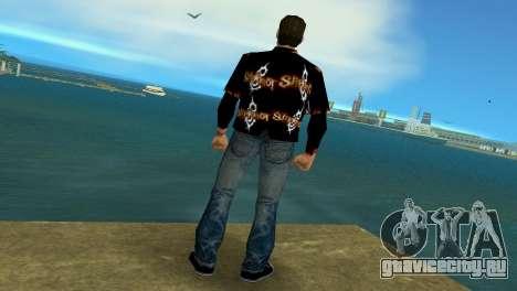 Slipknot 666 Shirt для GTA Vice City третий скриншот