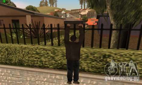 Анимации из GTA 4 для GTA San Andreas четвёртый скриншот