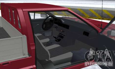 Daewoo FSO Polonez Truck Plus ST 1.9 D 2000 для GTA San Andreas двигатель